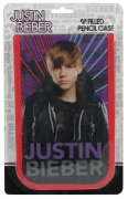Justin Bieber Filled Pencil Case Stationery