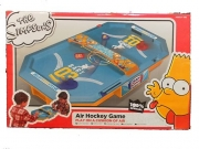The Simpsons 'Air Hockey Game' Toy