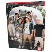One Direction '1d' A4 Ringbinder Folder Stationery