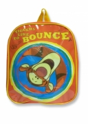 Disney Winnie The Pooh 'Tiggers Likes To Bounce' School Bag Rucksack Backpack