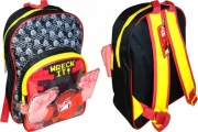 Wreck It Ralph '3d' Pvc Front School Bag Rucksack Backpack