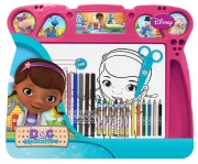Disney Doc Mcstuffins Desk Set Activity Pack Stationery