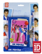 One Direction 'Season 13' with Pencil Secret Diary Stationery