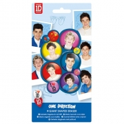One Direction 1d Eraser Stationery