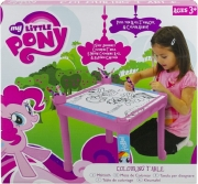 My Little Pony Colouring Table Stationery