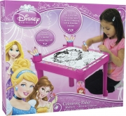 Disney Princess Colouring Table Stationery