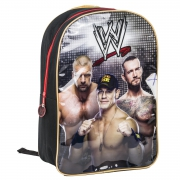 WWE 'Raw' Large Pvc Front School Bag Rucksack Backpack