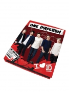 One Direction Ringbinder Folder Stationery