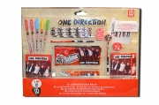 One Direction 'Red' Ultimate Fan Pack Stationery Set