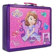 Disney Sofia The First 'Metal Tin' Art Set Stationery
