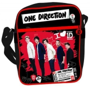 One Direction School Passport Bag