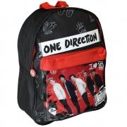 One Direction Large School Bag Rucksack Backpack
