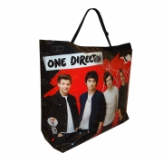 One Direction Pvc XL School Shopper