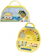 Minions 'Carry Along' Art Case Stationery