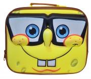 Spongebob Squarepants 3d Eva School Premium Lunch Bag Insulated