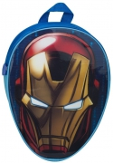 Marvel Avengers Assemble 'Iron Man 2' Head Shaped School Bag Rucksack Backpack
