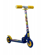 Spongebob Squarepants 2 Wheeled Scooter Toy