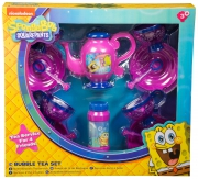 Spongebob Squarepants 'Bubble Tea Set' Playset 14 Piece Toy