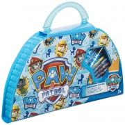 Nickelodeon Paw Patrol 'Carry Along' Art Case Stationery