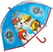 Nickelodeon 'Paw Patrol' Boys Bubble Marshall School Rain Brolly Umbrella