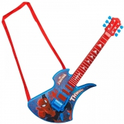 Spiderman '6 String Deluxe' Guitar Toy