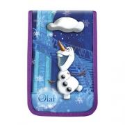 Disney Frozen 'Elsa, Anna & Olaf' 3d Tri Fold Filled Pencil Case Stationery