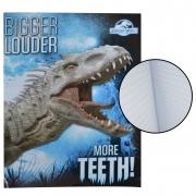 Jurassic Park A4 Soft Cover Notebook Stationery