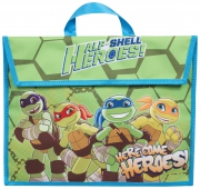 Teenage Mutant Ninja Turtles 'Half Shell Heroes' School Book Bag