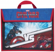 Captain America 'Civil War' School Book Bag