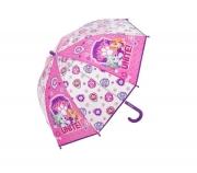 Paw Patrol 'Skye' Bubble Girls School Rain Brolly Umbrella