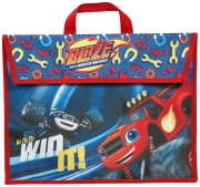 Blaze and The Monster Machines School Book Bag