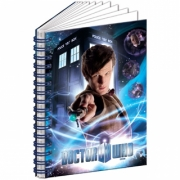 Doctor Who A5 Notebook Stationery