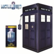 Doctor Who 'Police Call Box' Pencil Case Stationery
