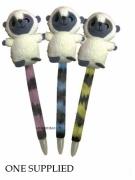 Yoohoo & Friends 'Plush' Assorted Pen Stationery