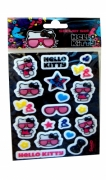 Hello Kitty 'Luminous' Padded Sticker Wall Decoration