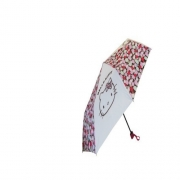 Hello Kitty 'Liberty' School Rain Brolly Umbrella