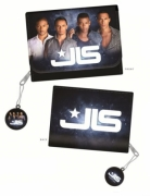 Jls Galaxy 'Zip Around' Purse