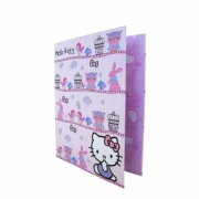 Hello Kitty 'Woodland Animals' Ringbinder Folder Stationery