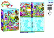 Moshi Monster 'Fun Park' Ringbinder Folder Stationery