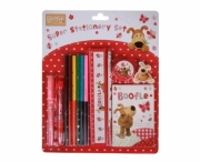 Boofle Super Stationery Set