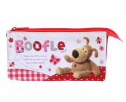 Boofle 3 Pocket Pencil Case Stationery