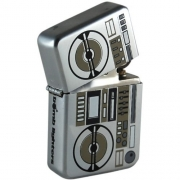 Ghetto Blaster Without Fuel Lighter Gift Set