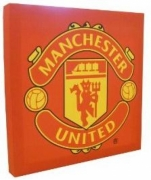 Manchester United Fc Football Official Canvas Art