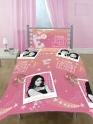 High School Musical Forever Rotary Single Bed Duvet Quilt Cover Set