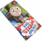 Thomas & Friends 'Full Steam Ahead!' Sleeping Bag Camping Travel Sleepover Sac