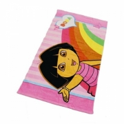 Dora The Explorer Rainbow Beach Towel