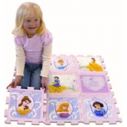 Disney Princess Floor Mat Puzzle