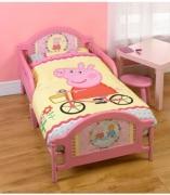 Peppa Pig Polka Dot Junior Bed Frame