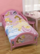 Disney Princess Junior - Uk Mainland Only Bed Frame