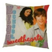 Disney High School Musical Club Printed Cushion